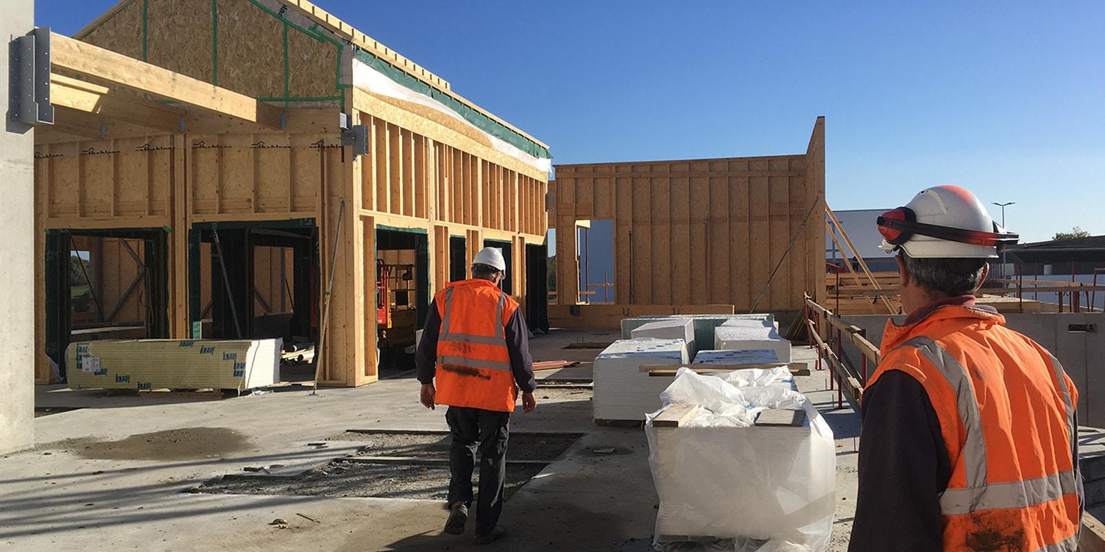 LCA construction en ossature bois