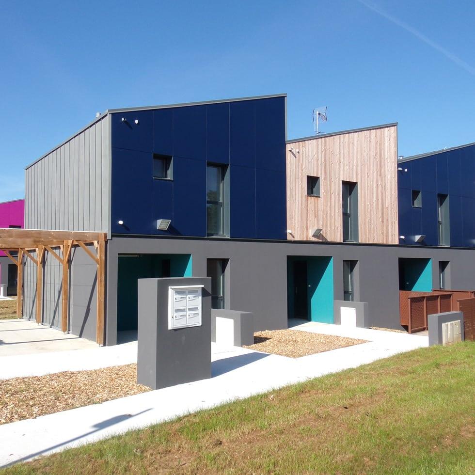 LCA Construction de maisons bois men Loire Atlantique
