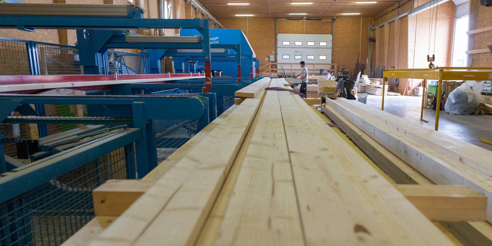 LCA construction maison bois